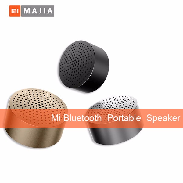 Original Xiaomi Speaker MI Bluetooth 4.0 Wireless Mini Portable Speaker Stereo Handsfree Music Square Box Mi