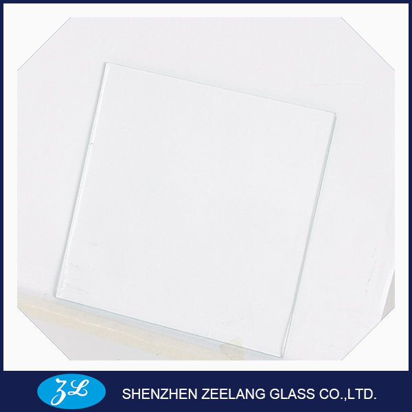 High transmittance anti glare glass ag toughened glass