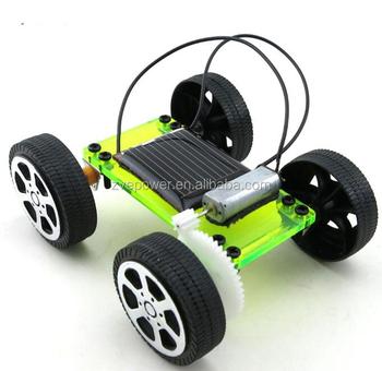 juguete Juguete Product Eléctrico On Diy Solar coche Buy Eléctrico Coche Montado Electrónico Kits De Solar f76gyvYb