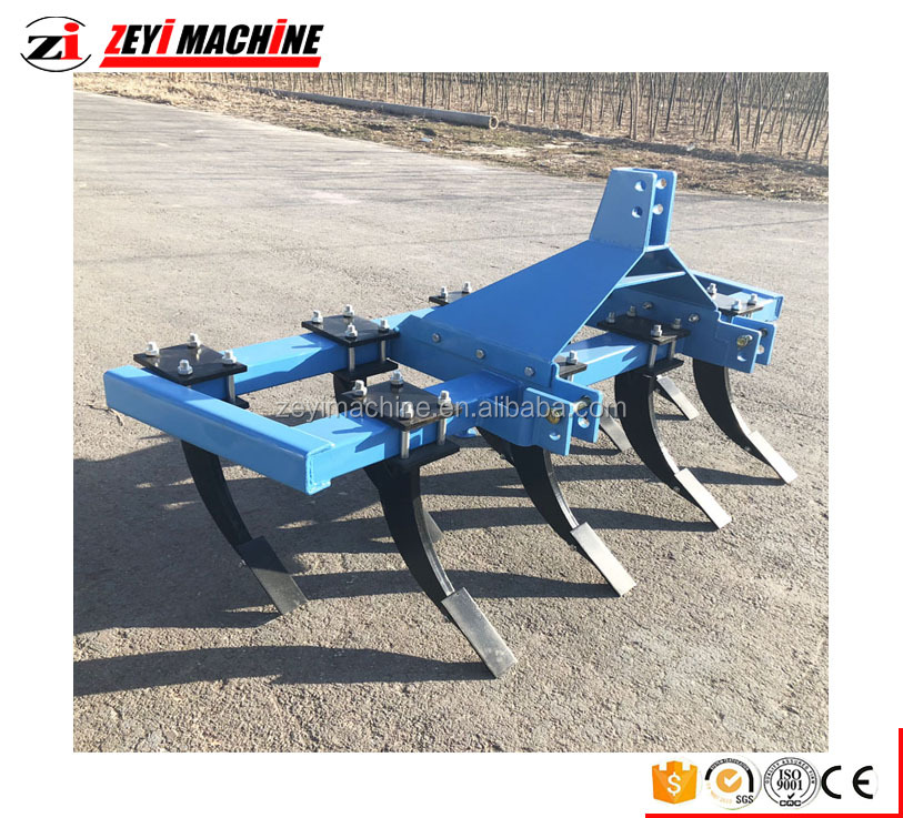 High efficiency 3s-1.1 rotavator/subsoiler/cultivator/rotary tiller with high working