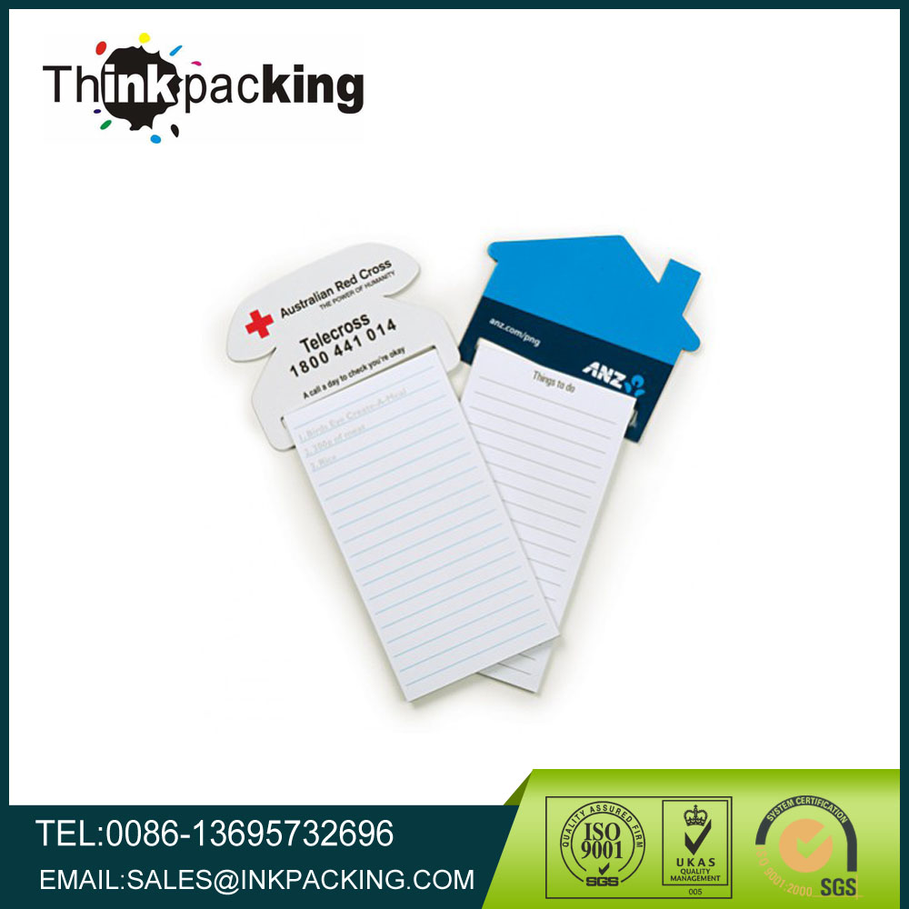 personalized magnetic to do list notepad branded to do list