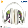 Stylish wired colour oem headphone for mobile phone