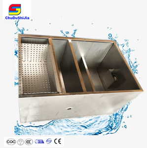 Under Sink Grease trap For commercial or home kitchen Oil/Fat Waste cooking water treatment