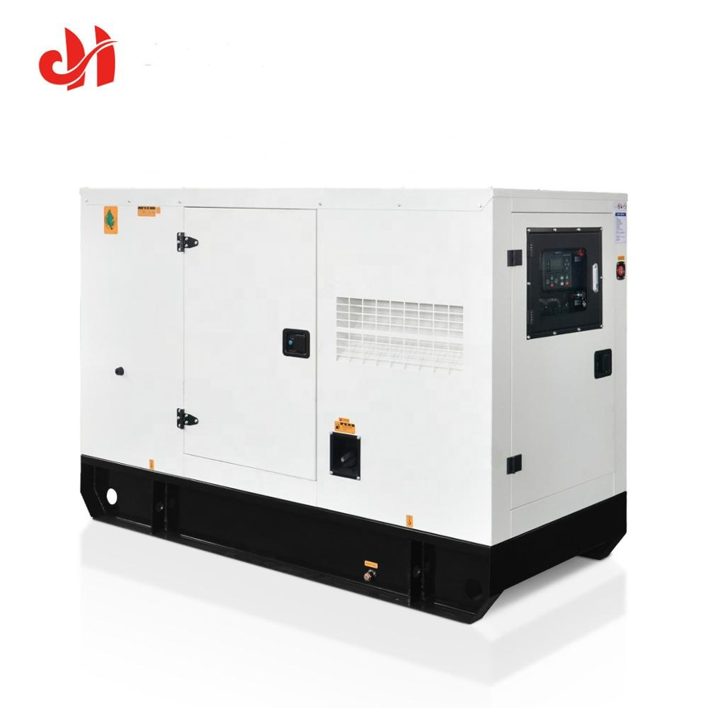 factory price soundproof type 12kw 15 kva electric diesel generator for sale
