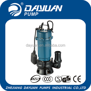WQD open well submersible water pumps
