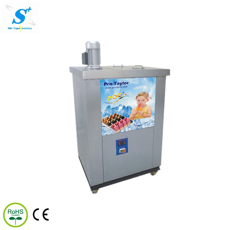 Mini Customize Small Scale 2 molds popsicle stick making machine