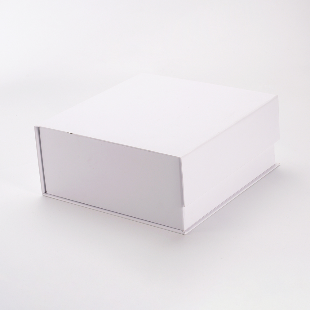 Custom paper box for skin care, paper packing box with pvc window