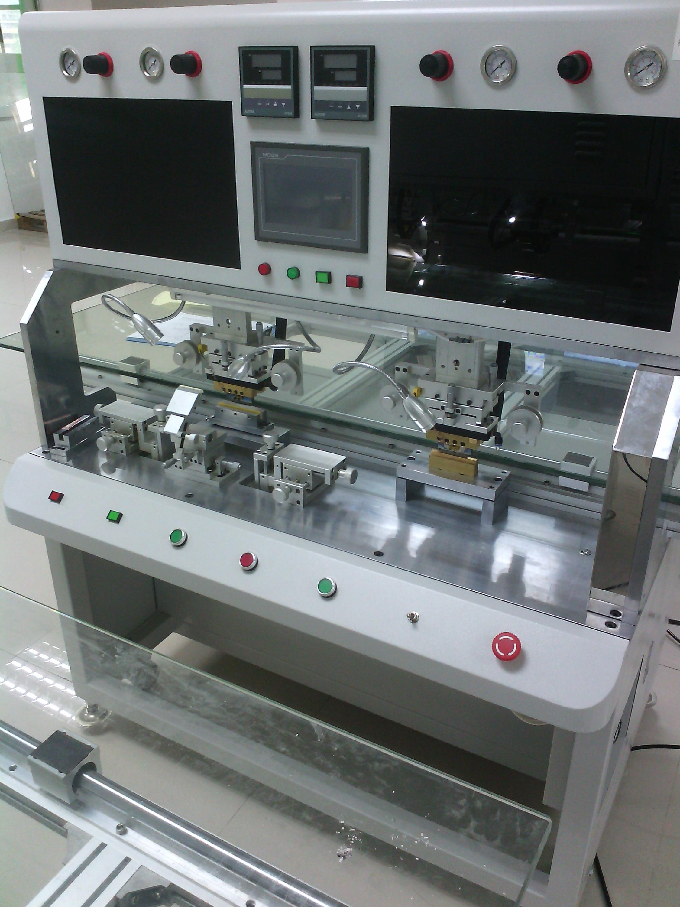 SS6302-C1LS TAB COF FOG COG FPC LCD module Drive IC ACF bonding machine use for Samsung LG BOE CHIMEI Sharp screen opencell