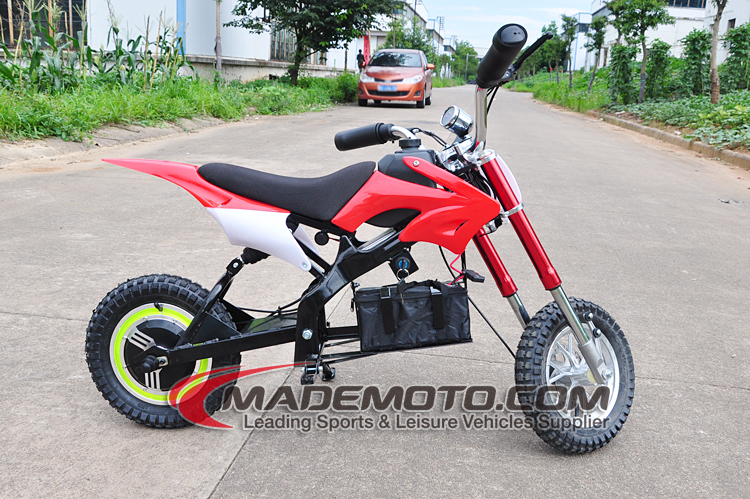 Buy Powerful 200w Electric Motorcycle Electric Fat Tire Bike For