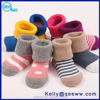 New 2016 Lovely Winter Baby Socks For Babies Carters Girl Kids