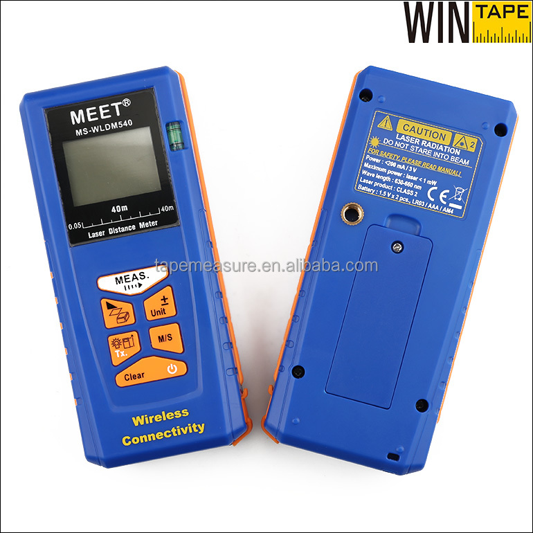 Building Tools Civil Construction Digital Display Laser Level Tape <strong>Measure</strong>