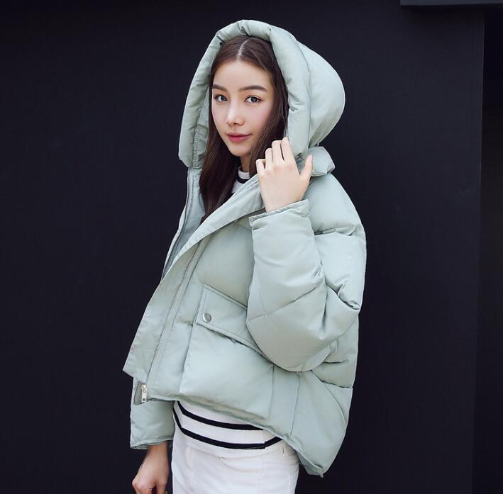 zm43109a 2017 women warm winter coats fashion thicken down jacket