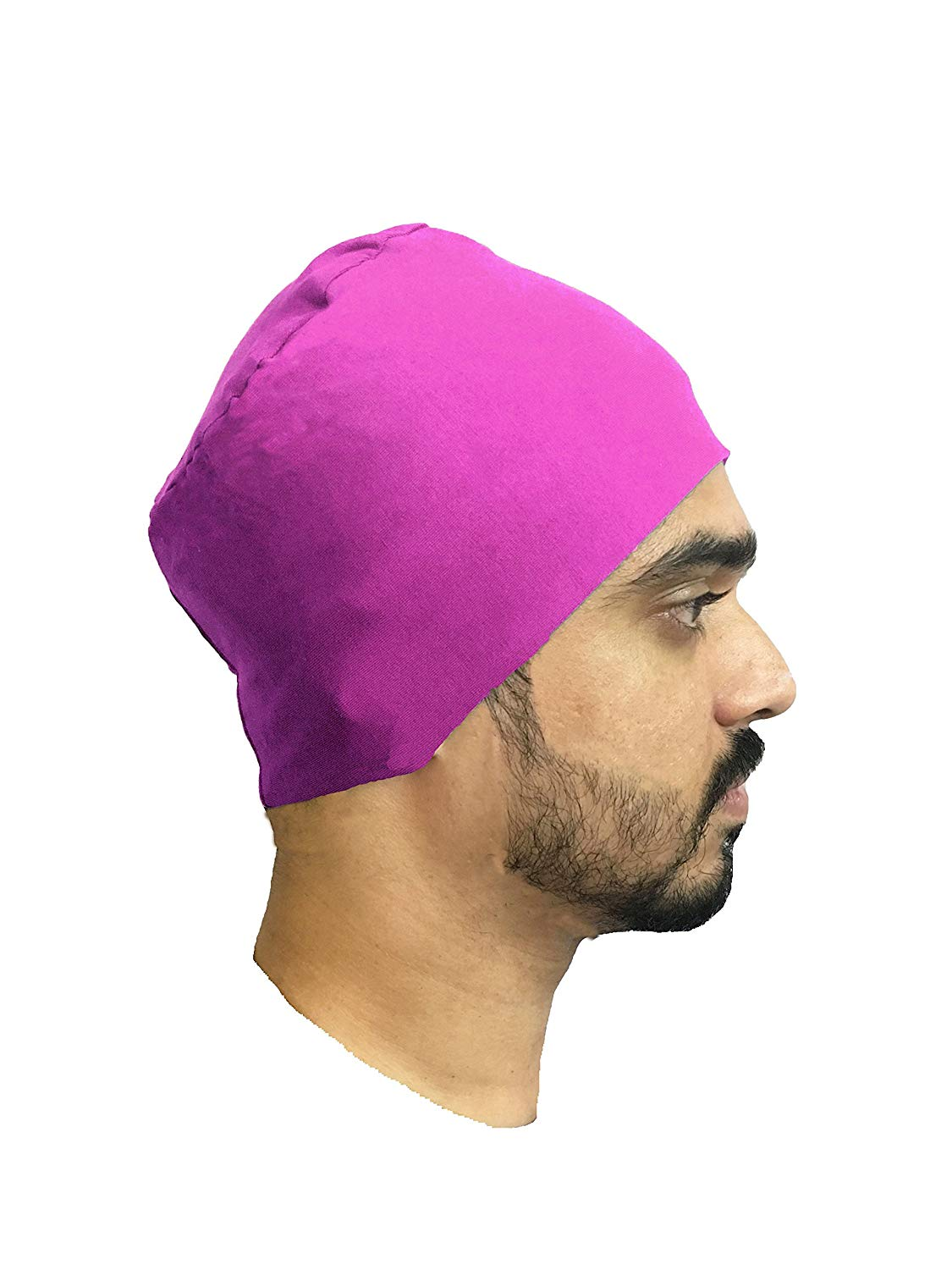 Pink Beanies Mens Beanies Stylish Beanies Cap for Men Bikers Beanies Under Helmet CAPS Chemo Cancer CAPS Summer Beanies Sleep Turban Ear Cover CAPS Cotton Beanies Chemo Therapy Headwrap