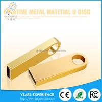 High quality metal usb flash drive 3.0 with keyring
