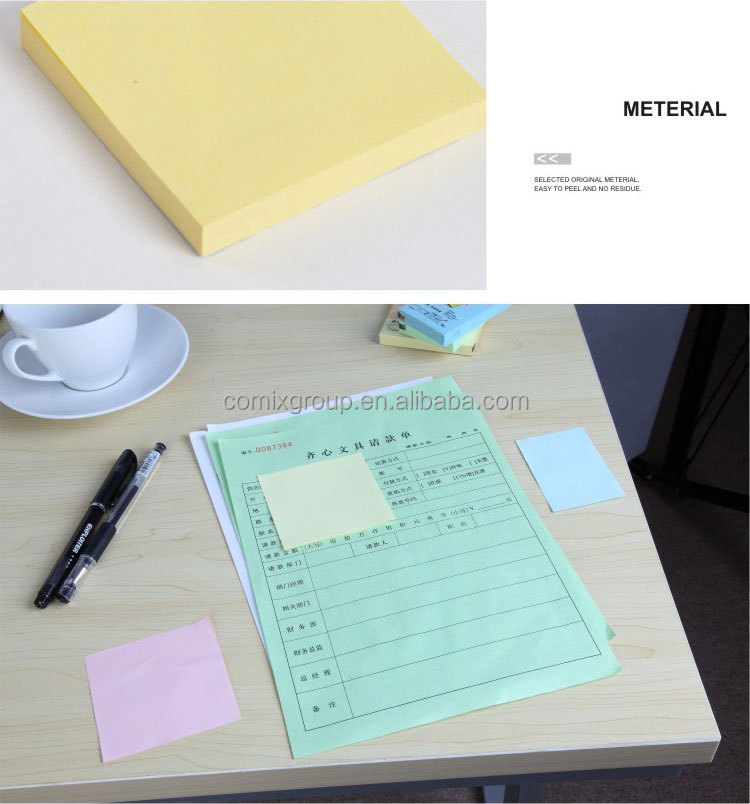 sticky note for office ,home and office,100sheets