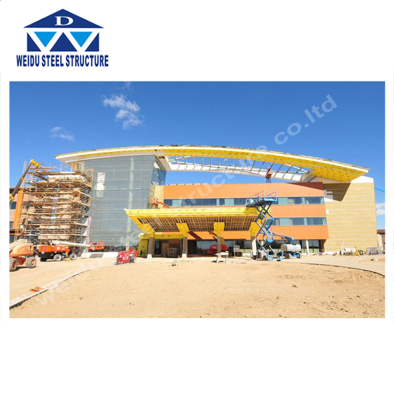 Modular hospital high rise steel structure hospital building prefabricated hospital building
