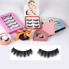 25 MM Factory price 100% cruelty free handmade soft 3D Mink false eyelashes