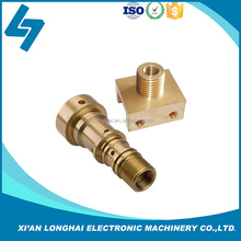Custom machined cnc electrical equipment transformer bronze parts
