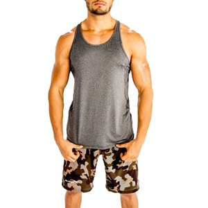 Wholesale bodybuilding mens customize gym singlet