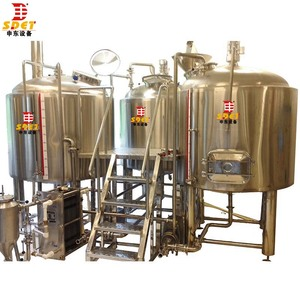 Beer brewing/beer making machine/brewery tanks
