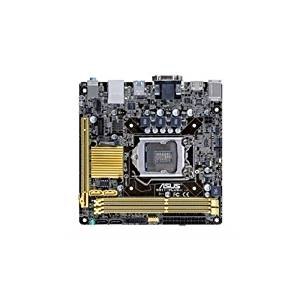 ASUS Motherboard H81I-PLUS/CSM/SI Core i7/i5/i3 H81 LGA1150 16GB DDR3 PCI Express SATA USB Mini-ITX Bulk