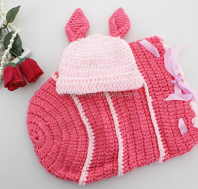 Venta al por mayor gorritos para bebe a crochet patrones-Compre ...