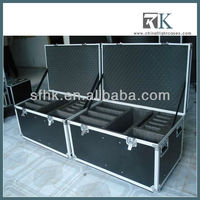 2013 RK-Lightweight Flight Case Storage Trunk / Road Trunk / Cable Case