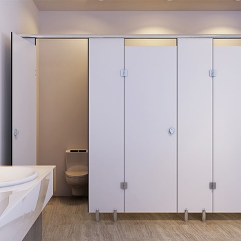 Aogao 88 Series Compact Hpl Stainless Steel Shower Stall