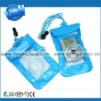 Camera Waterproof PVC Bag Case Underwater Pouch