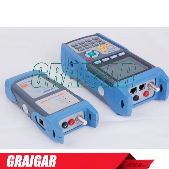 Deviser Tc500 Ethernet Cabling Tester Ethernet Test Meter