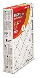 Honeywell CF100A1025 4.5-Inch High Efficiency Air Cleaner Filter by Honeywell