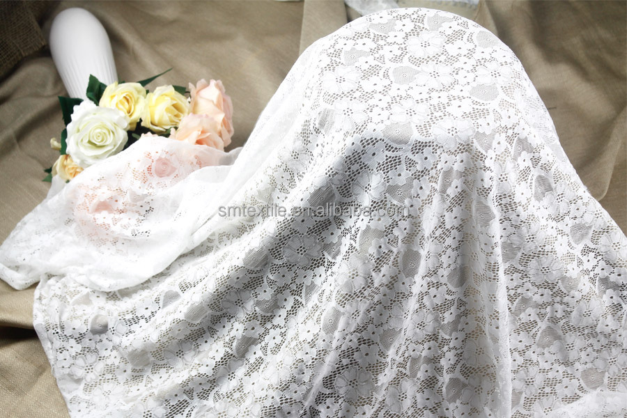 embroidery decorative guipure lace fabric