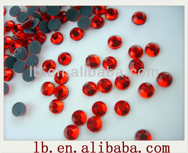 ss4 sample free/2013 new hot sale wholesale red/green/yellow...colorful high quality ss20 ss10ss16 iron on dmc rhinestones