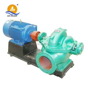 Superior big horizontal centrifugal double suction high pressure water pump 2000 bar