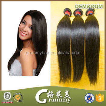 Wholesale High Quality Most Hottest 2016 New Trendy Products 100% Human Virgin Brazilian Hair
