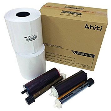Photo Booth Accessories Cheap Photo Printer Roll Paper supplier P520L and P525L - 4 x 6 For Slae