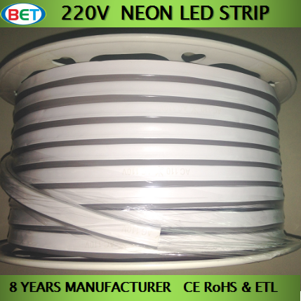 Led Flexiable Rope Light Dimmable Led Rope Light 2835 120led/m ...