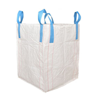 EGP High quality big sand bag Virgin PP woven super sack bulk jumbo bag 500kg 1000kg 1500kg for sand seed