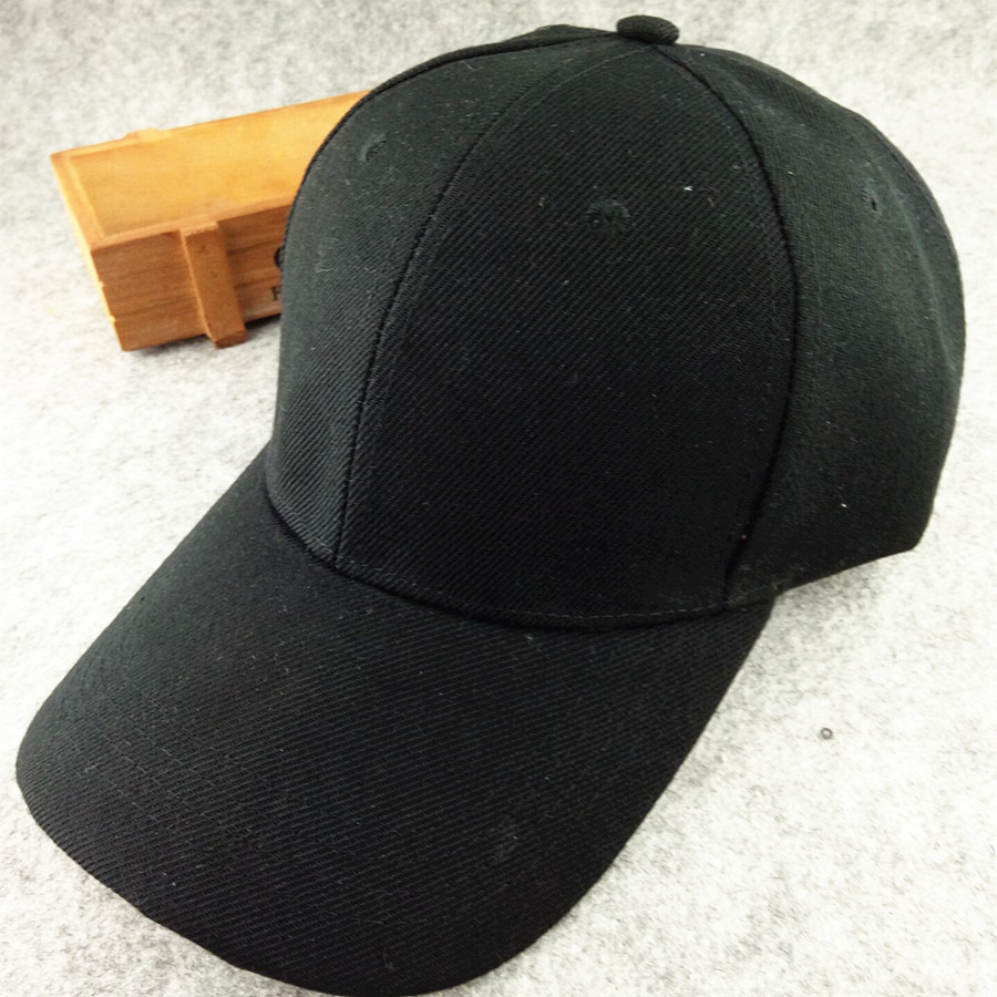 Wholesale high quality heavy brushed cotton plain baseball sun dad beach cap