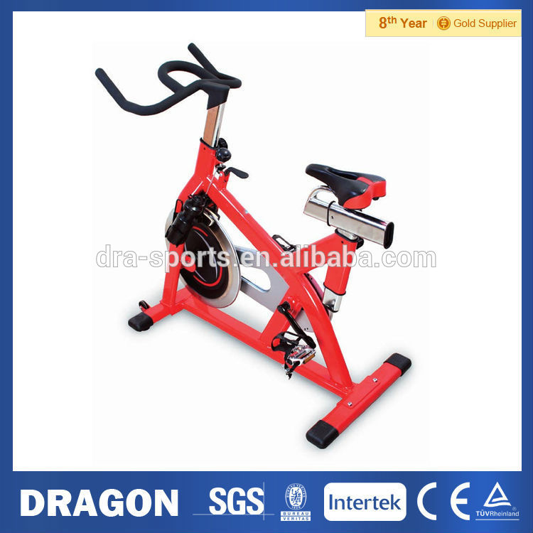 Commercial Spin Bike SB466 with 26KG Heavy Duty Flywheel Gym Exercise Bike Fitness Equipment
