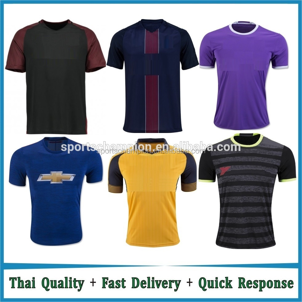 Cheap Wholesale Thai Quality Jersey Soccer