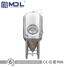 500L German Style Industrial Inox Wine Fermentation Tank