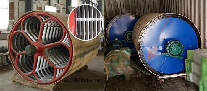 cylinder mould dryer