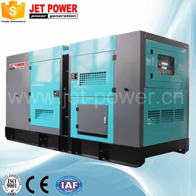 Strong Diesel Power Engine Silent 12kv Generator Set