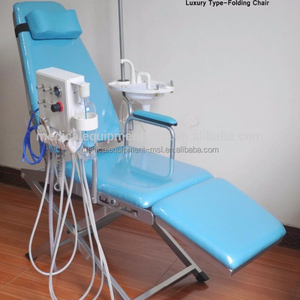 Top sale dental instrument portable dental units and latest foldable dental chair MSLDU22 for dental clinic