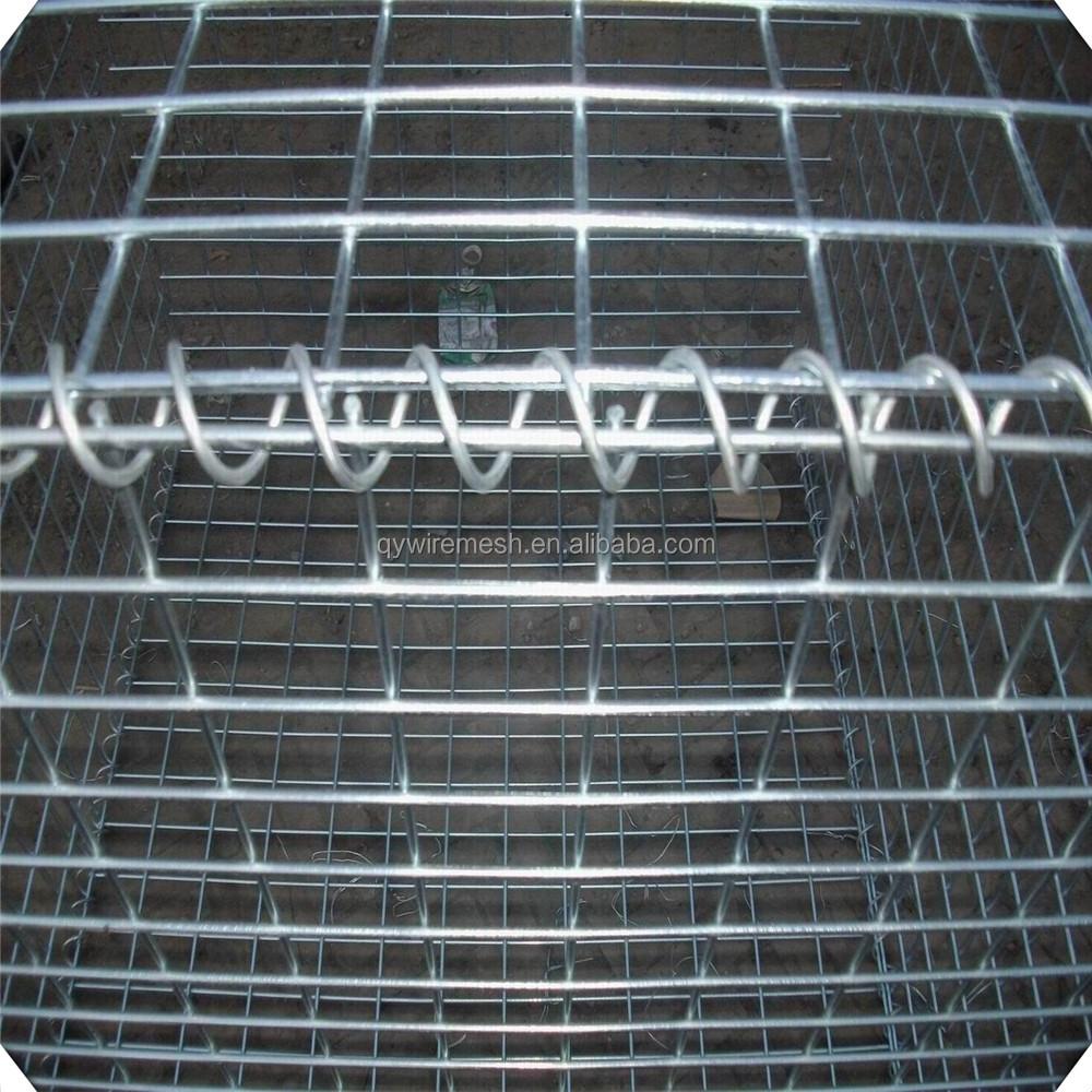 Hot Sale Welded Gabion Basket / Hesco Barrier / Stone For Gabion ...