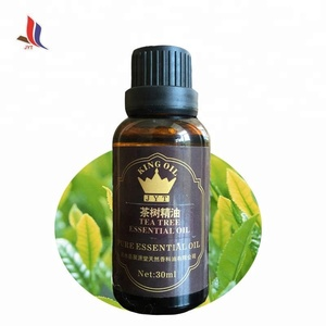 Therapeutic Grade Pure Natural Tea Tree for Hair Treatment Capsules