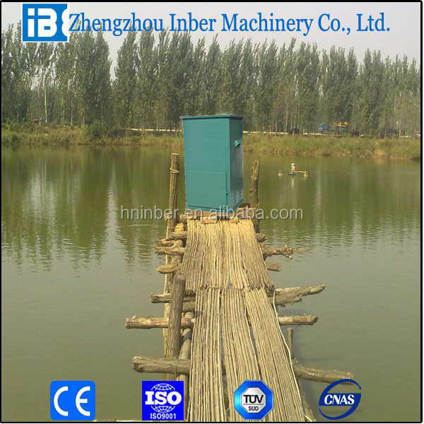 hot selling fish farming equipment pond feeder