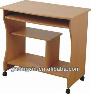 Estudio de escritorio de dise o de muebles mesa de for Diseno mesa ordenador