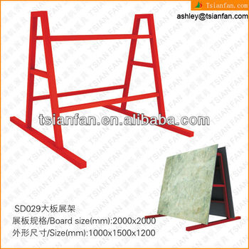 Slabs Storage Rack for slab marble a-frame